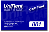 Unirent Club