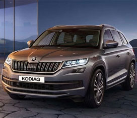 NEW at UniRent offer Skoda Kodiaq