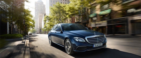 NEW VEHICLE Mercedes E klasa 220 D Automatic