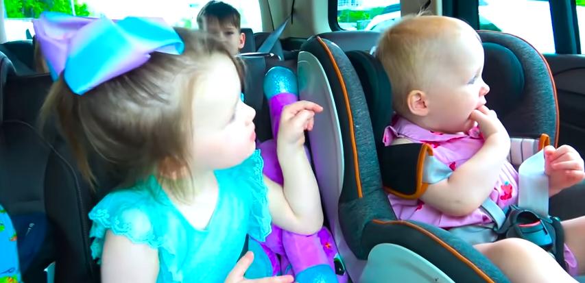 7 pitanja koja deca postavljaju tokom vožnje