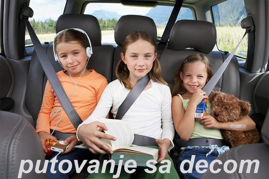 10 najboljih načina da deca uživaju u automobilu