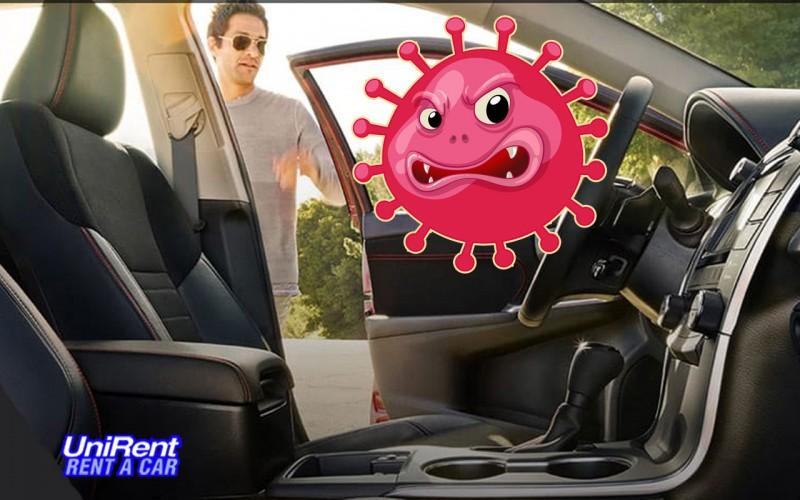 Iznajmljivanje vozila i pandemija COVID-19