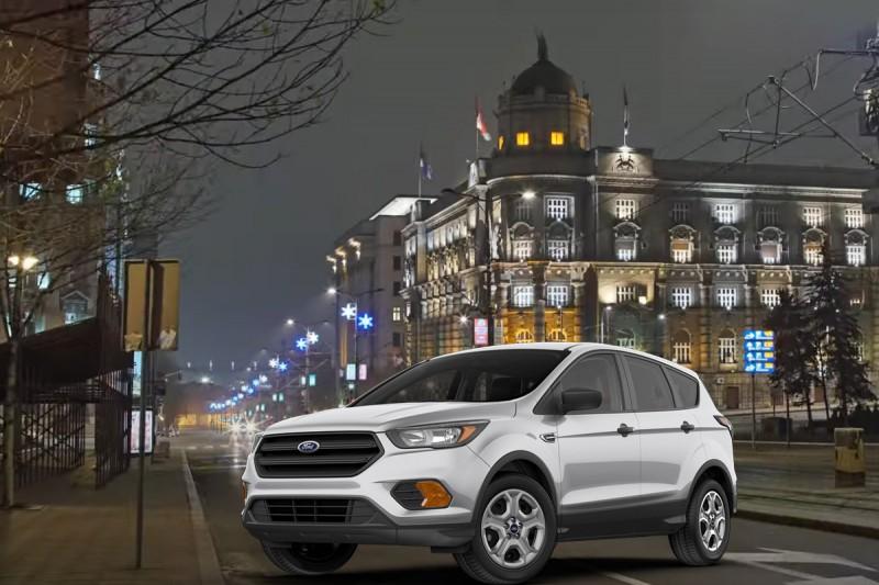 Da li je bolje iznajmiti u Beogradu SUV ili sedan?
