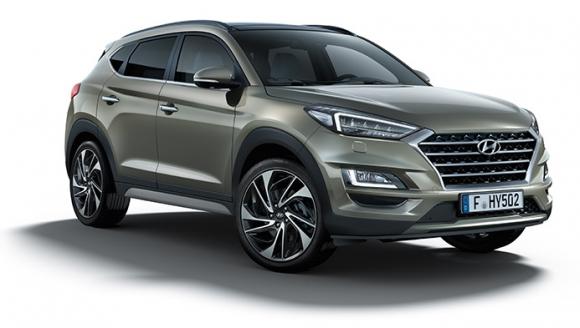 Novo vozilo Hyundai Tucson 1.6 Automatic CRDI