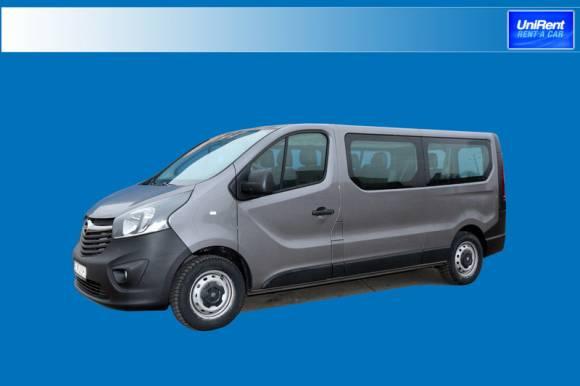 Grupa G bogatija za Opel Vivaro