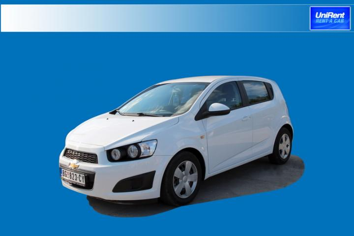 NOVO u ponudi UniRent-a Chevrolet Aveo 1.3 DIZEL