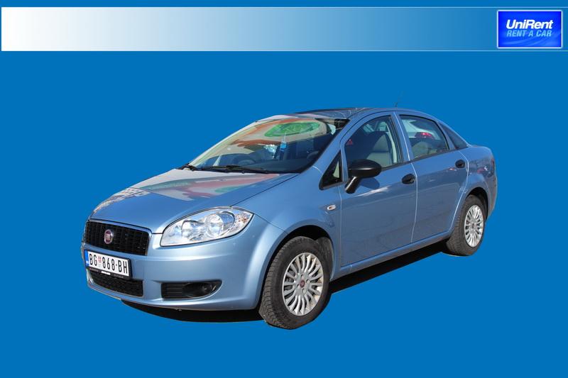 NOVO u ponudi Fiat Linea 1.4