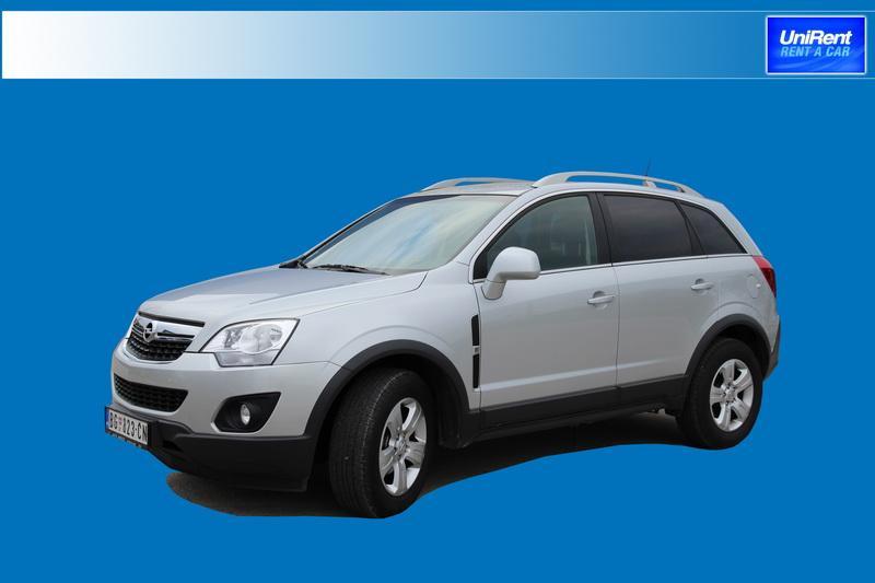 Opel Antara Automatik 2.2 TD je obogatila ponudu grupe G