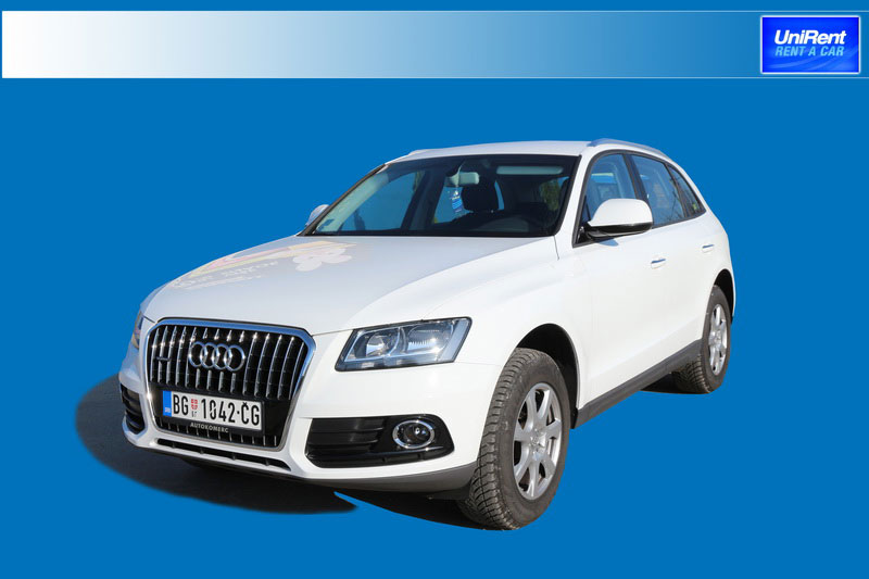 Audi Q5 Automatic 2.0 TD - novo vozilo, u novoj grupi H