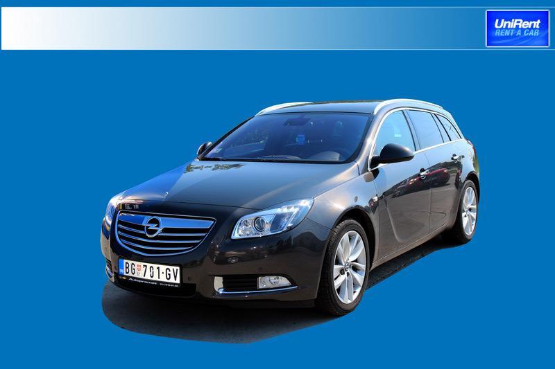 Novo vozilo u ponudi Opel Insignia SW BiTurbo