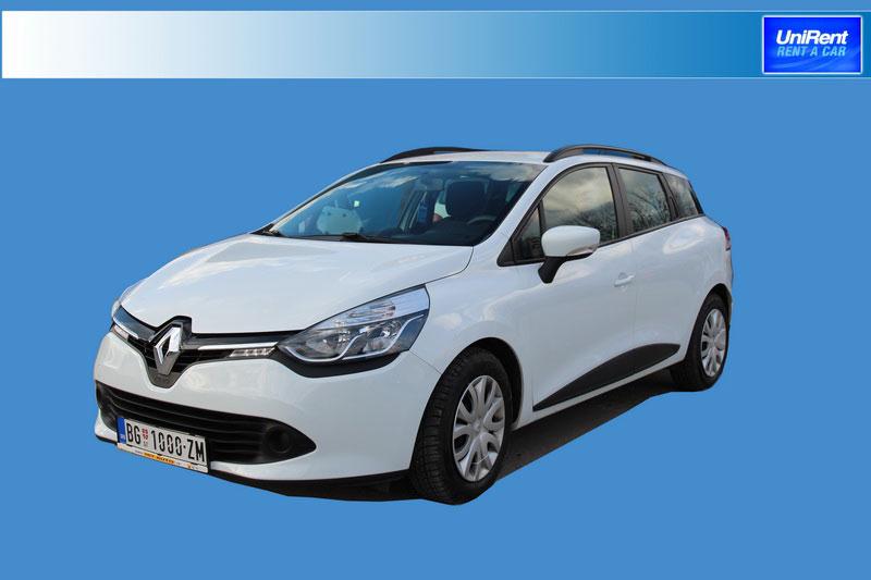 Novo u ponudi Renault Clio SW 1.5 dci