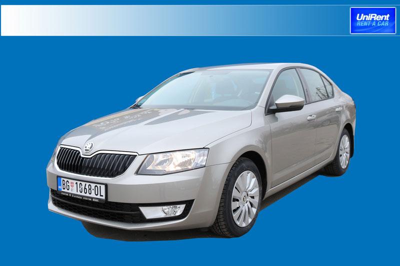 Nova Škoda Octavia u grupi D+