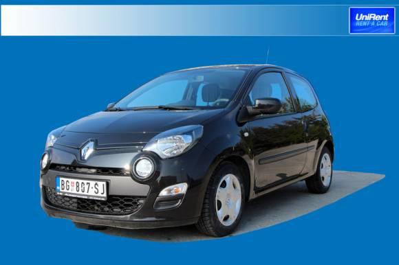 Novo vozilo u ponudi Unirenta Renault Twingo 1.2