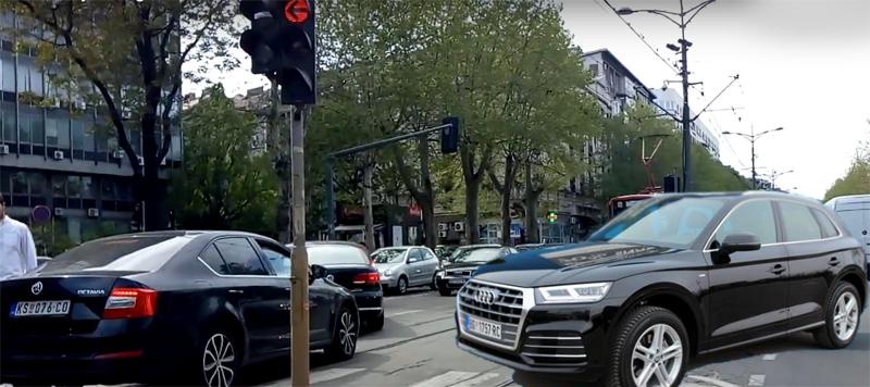 gužve u beogradu