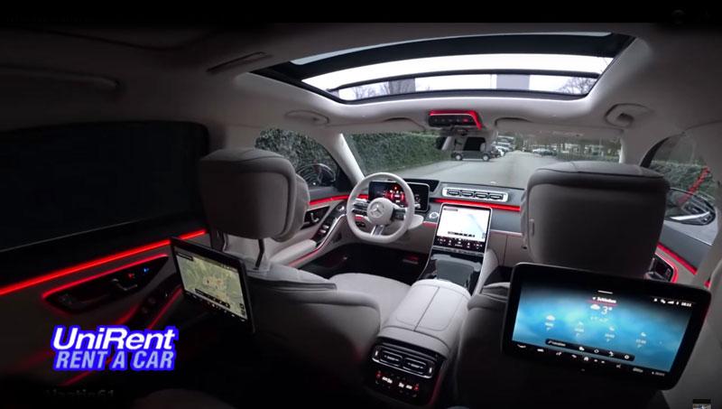 GPS uredjaj u vozilu Unirenta
