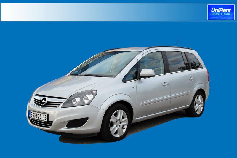 Opel Zafira 1.8 Automatic (5+2)
