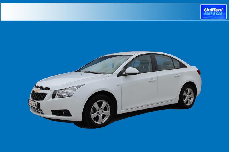 Chevrolet Cruze Automatic 1.8