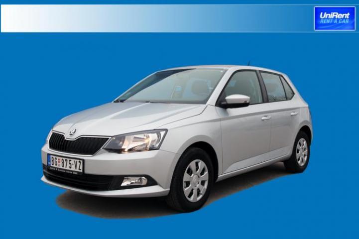 Nova Škoda Fabia 2015 1.2
