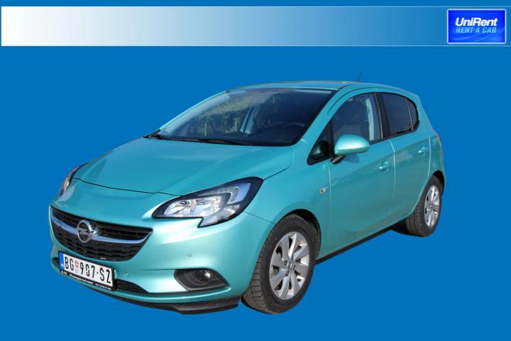Opel Corsa Automatic 1.4 NOVI MODEL