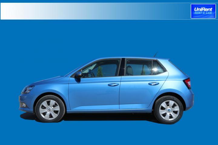 Škoda Fabia Automatic 1.2
