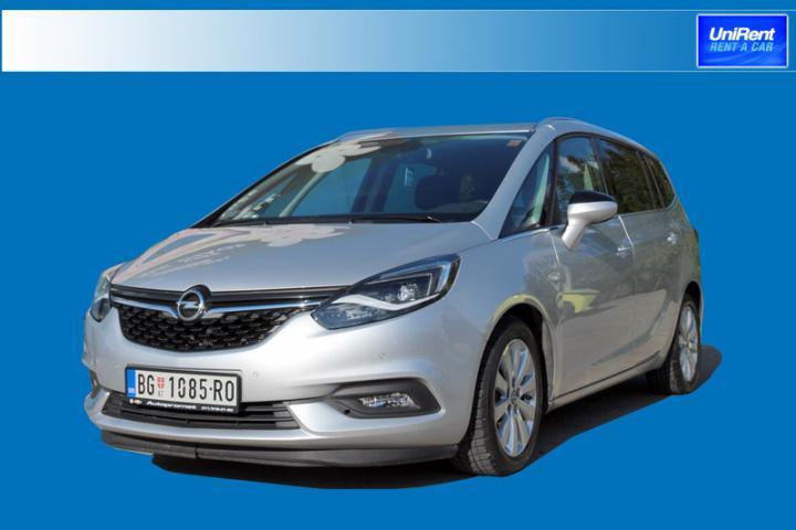 Opel Zafira 2.0 Dizel Automatic 5+2